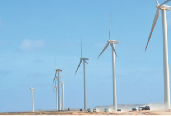 Greening the Islands Awards candidate: blackouts becoming a thing of the past for Cape Verde thanks to wind farms