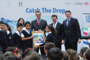 "Greening the Islands Awards candidate: HSBC Bank Malta reaches all the island's schoolchildren in ""Catch the Drop"" campaign"