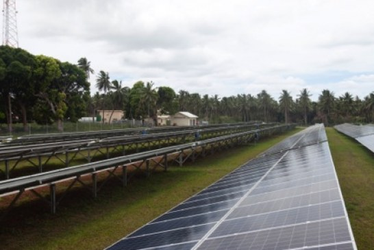 Greening the Islands Awards candidate: SMA technology helps Tongan islanders  harvest the sun and reduce diesel dependence
