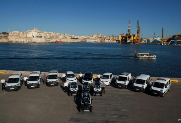 Greening the Islands Awards candidate: Project shows the advantages of electromobility at Malta port