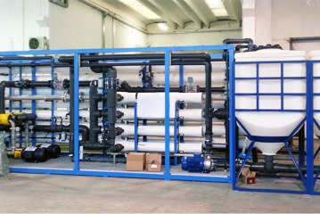 Protecno desalination plants bring islands not only reliable water suppliers but substantial cost savings too