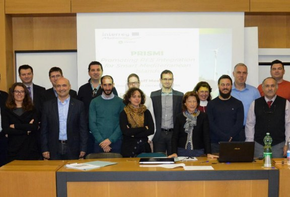 (English) PRISMI project brings together Mediterranean islands in evaluating potential of renewables