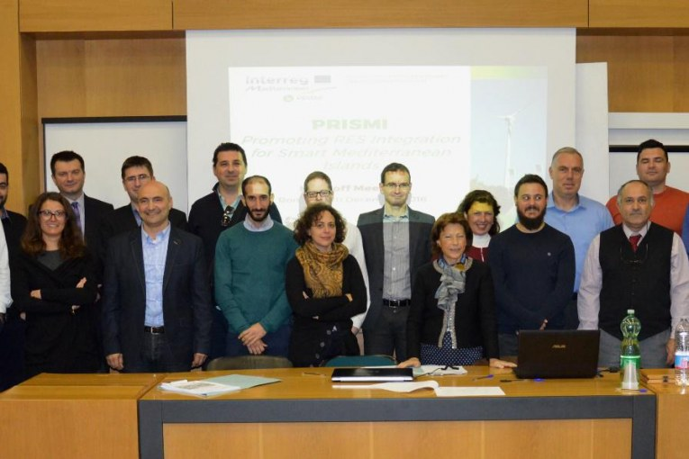 PRISMI project brings together Mediterranean islands in evaluating potential of renewables